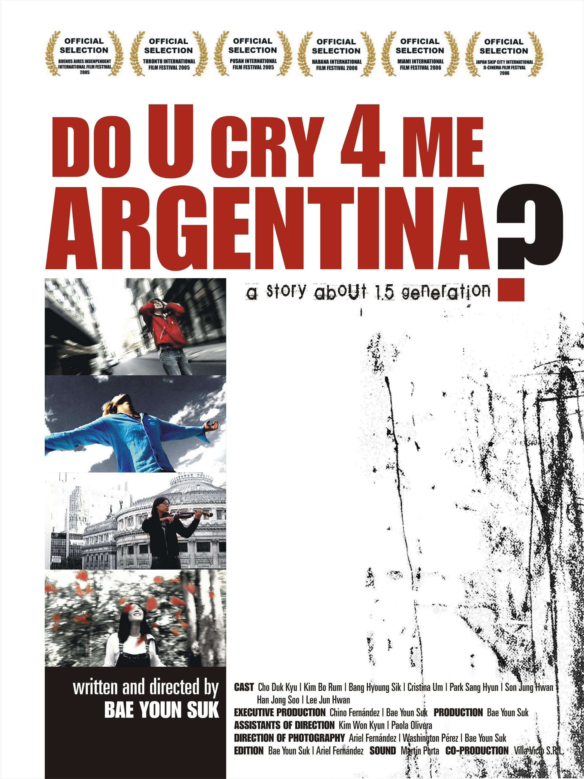 cry for argentina essay