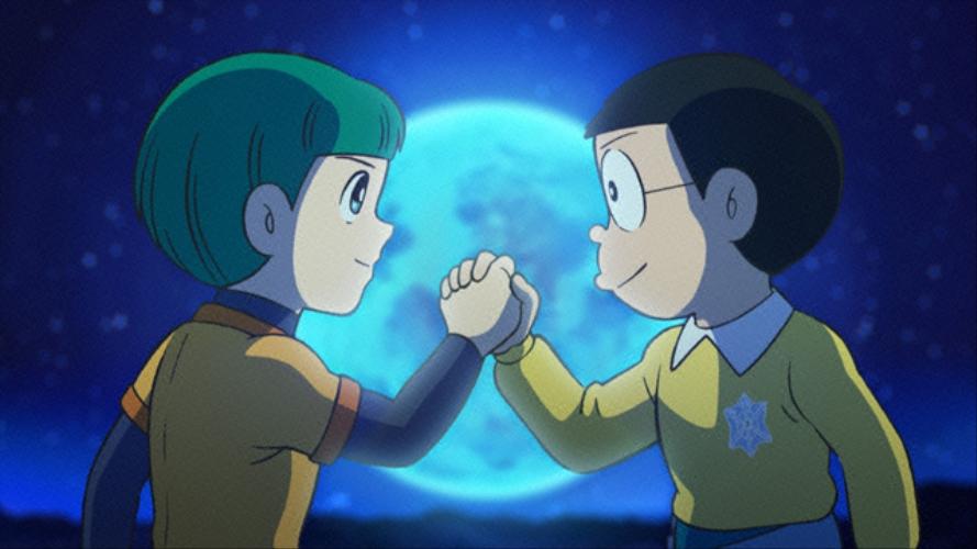 Doraemon the new record of nobita spaceblazer asianwiki