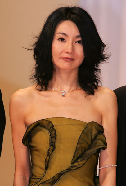 maggie cheung young