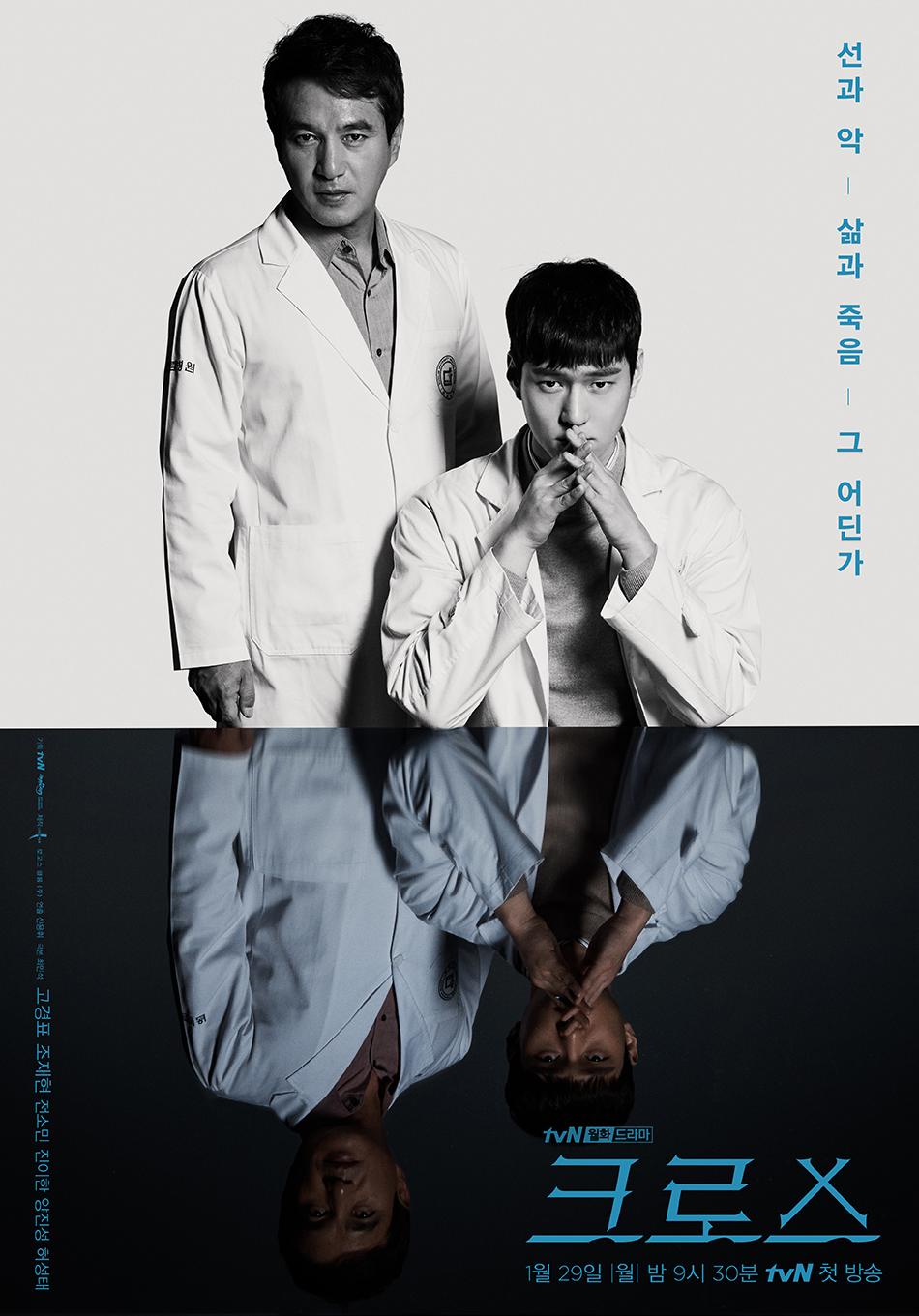 Risultati immagini per drama cross