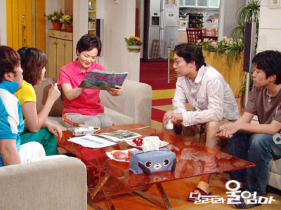 My Mother (2003-South Korea-KBS2).jpg