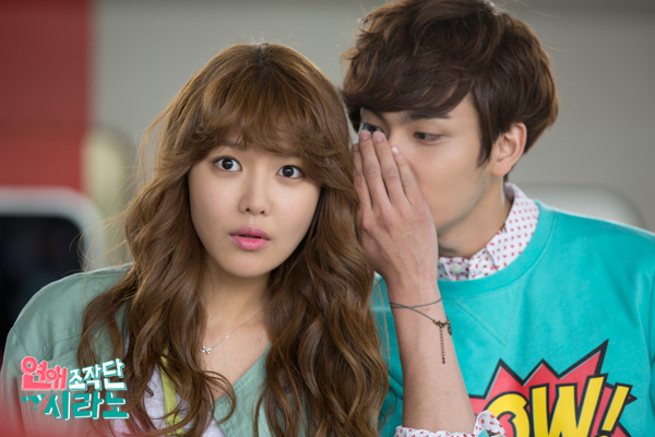 Sooyoung dating agency cyrano ep 14