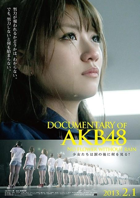 documentary of akb48 no flower without rain asianwiki