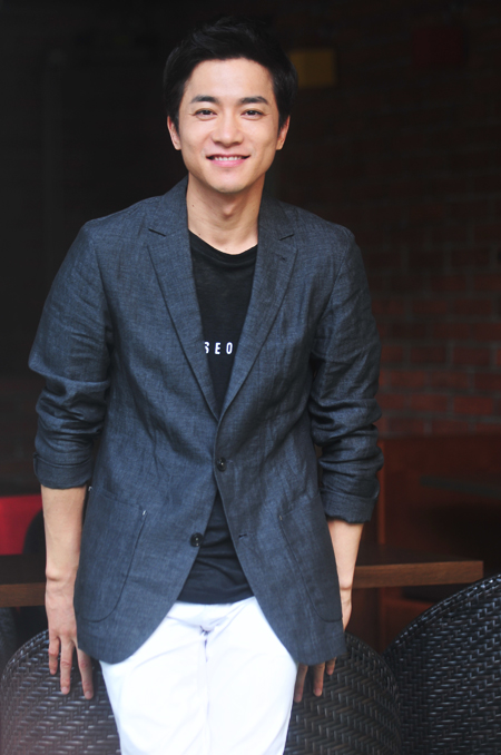 """Kim Young Min - The first challenge of genre as """"Save me 2"""""""