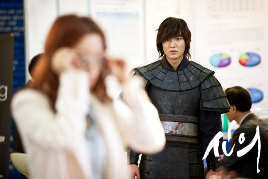 Faith Korean Drama Asianwiki Long Hairstyles