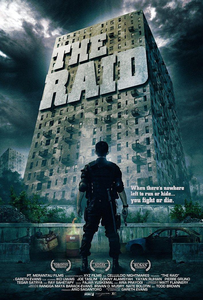 The Raid Indonesia Movie Asianwiki