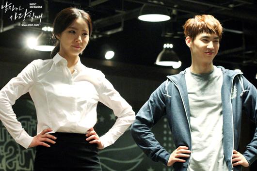 Jang mi in ae the secret rose - 2 4