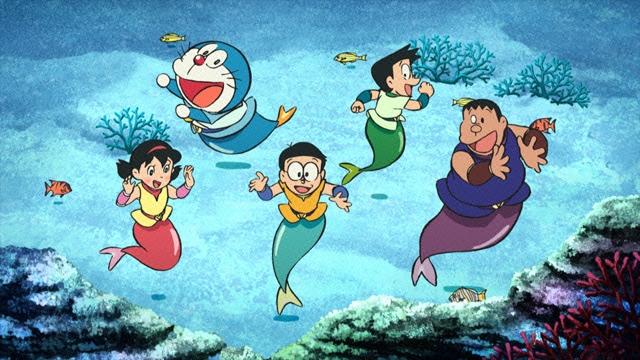 Doraemon the Movie Story: Nobitas Great Battle of the
