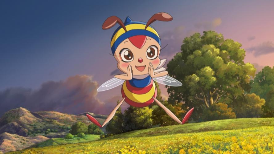 The Great Adventure Of Hutch The Honeybee