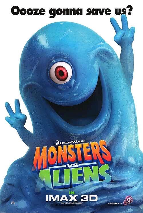 Monsters Vs Aliens Asianwiki