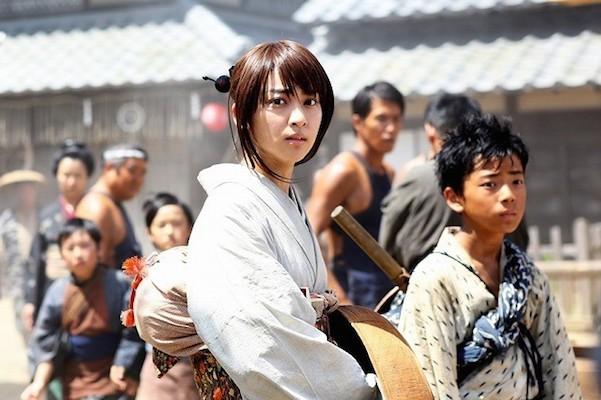Rurouni Kenshin: Kyoto Inferno - AsianWiki