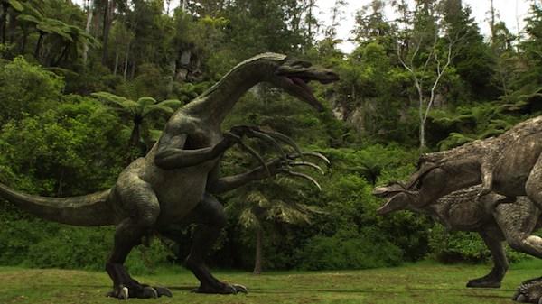 Speckles: The Tarbosaurus - AsianWiki