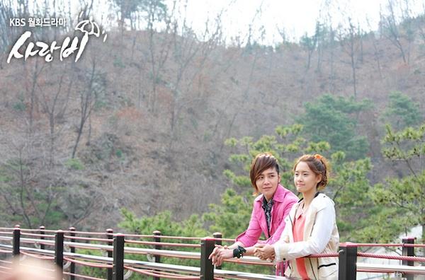 love rain korean drama asianwiki