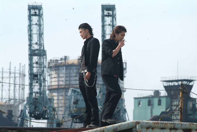 Crows Zero - AsianWiki