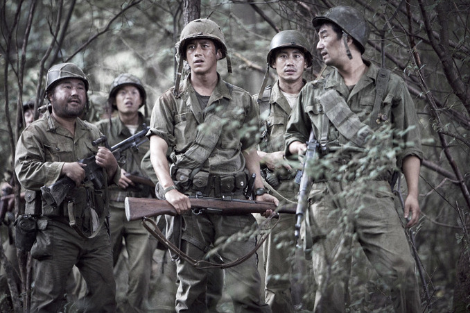 The Front Line (Korean Movie) - AsianWiki