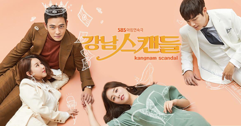 Kangnam Scandal - AsianWiki