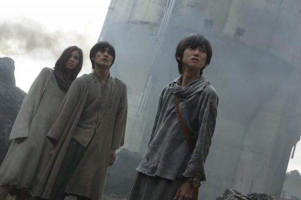 Attack On Titan Live Action Asianwiki