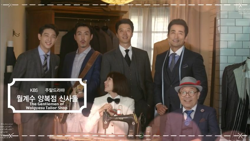 The Gentlemen of Wolgyesu Tailor Shop - AsianWiki