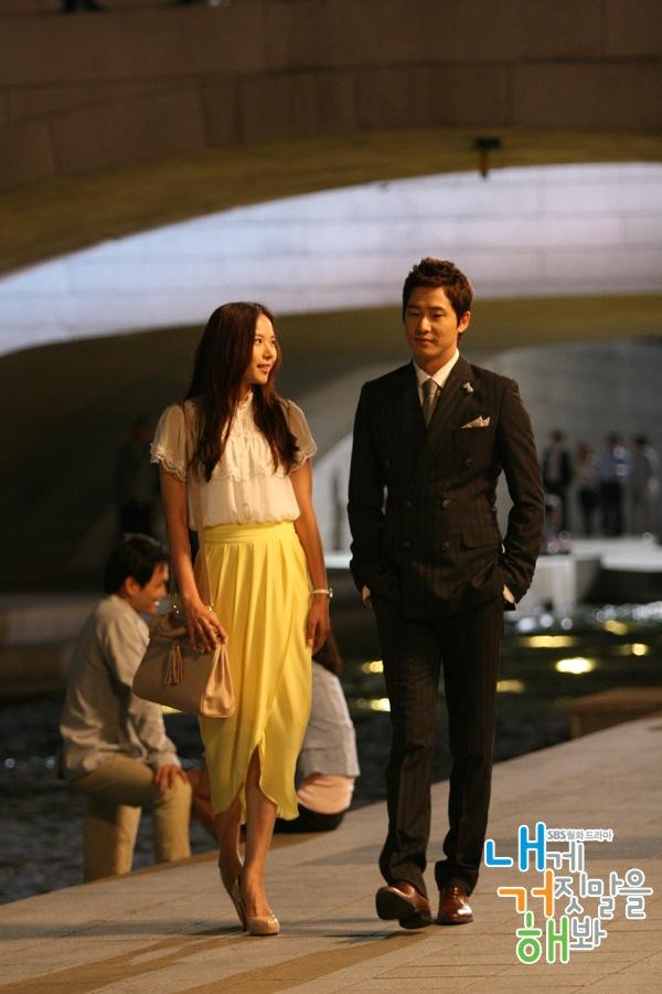 Lie to Me (Korean Drama) - AsianWiki