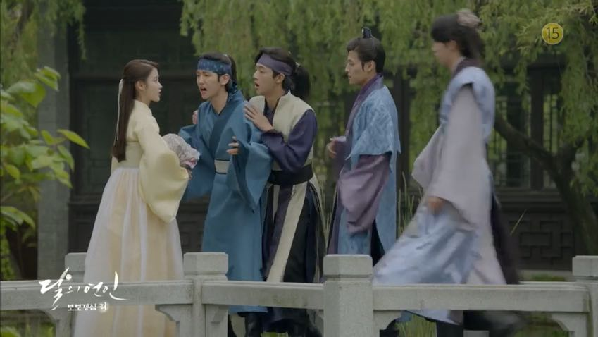 Moon Lovers: Scarlet Heart Ryeo - AsianWiki