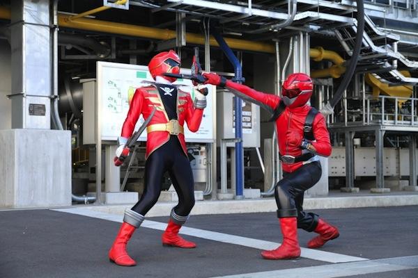 Tokumei Sentai Go-Busters vs. Kaizoku Sentai Gokaiger: The Movie ...