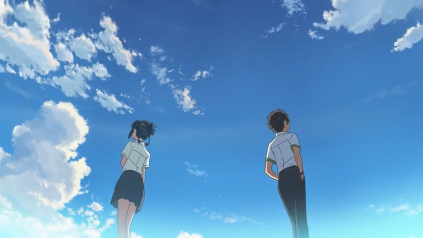 Your Name Anime Asianwiki