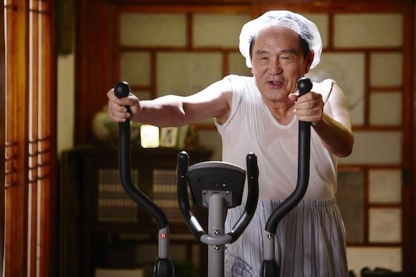 Miss Granny - AsianWiki