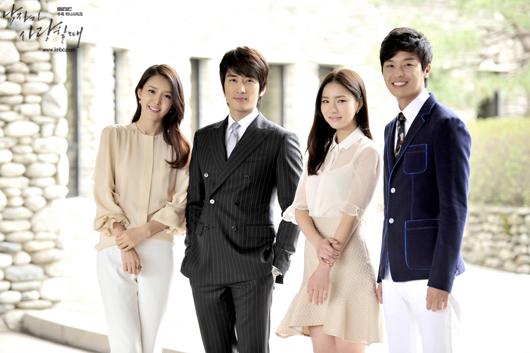 دانلود سریال کره ای وقتی یه مرد عاشق میشه